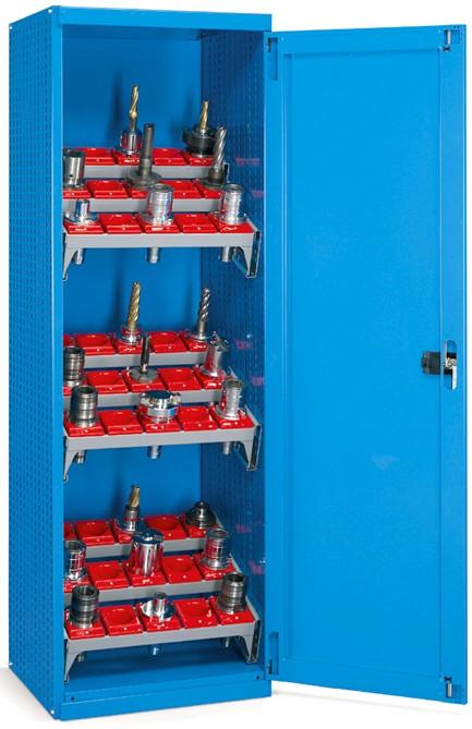 Armadi metallici portaboccole h 200 cassetti portautensili for Armadi metallici