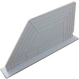 Divisori scaffali metallici tavolo consolle allungabile - Divisori per ripiani cucina ...
