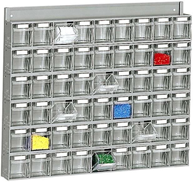 Cassettiere per scaffali scaffale estraibile l mm - Scaffali a parete ...