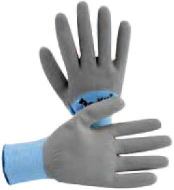 guanto da lavoro invernale in maglia di nylon ricoperto nitrile AT334 ce045f02483a