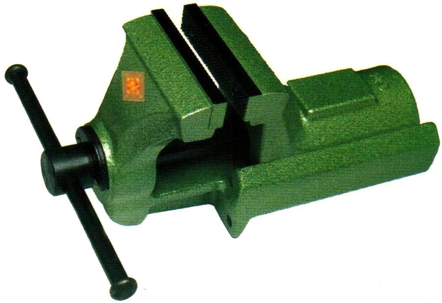 Morsa in acciaio forgiato con ganasce intercambiabili for Morsa da banco idraulica