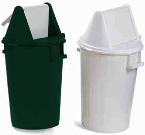 Bidoni plastica raccolta differenziata in casa ufficio bar - Raccolta differenziata in casa ...