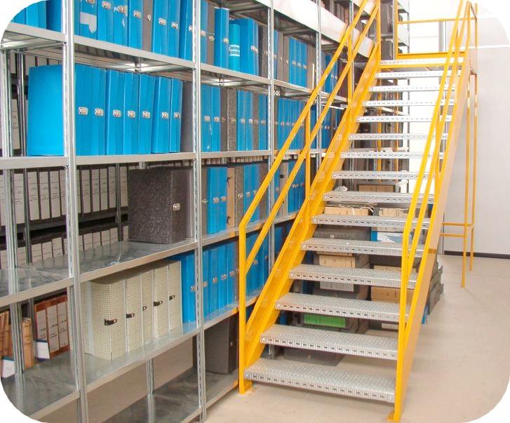 Scaffalature metallo scaffali gancio magazzino archivio