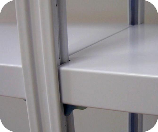scaffalature componibili magazzino scaffale metallo gancio