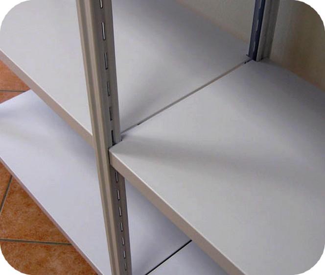 Scaffalature componibili magazzino scaffale metallo gancio for Piani di costruzione di magazzino