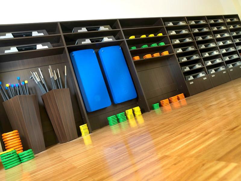 Armadietti spogliatoio centri fitness benessere for Arredamento palestra